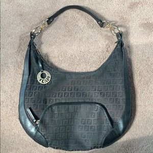 Authentic Vintage Zucca Fendi Bag